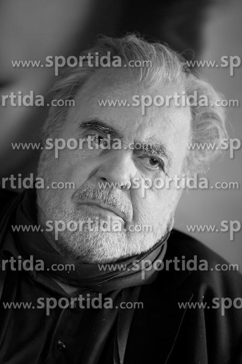 18.08.2011, Oberpreitenegg, AUT, Fototermin mit Maximilian Schell // Maximilian Schell during photocall at Oberbreitenegg, Austria on 18.08.2011. EXPA Pictures © 2011, PhotoCredit: EXPA/ Erwin Scheriau