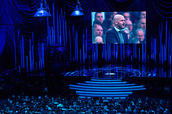 18-12-2019 NED: Sports gala NOC * NSF 2019, Amsterdam<br /> The traditional NOC NSF Sports Gala takes place in the AFAS in Amsterdam / Erik ten Hag