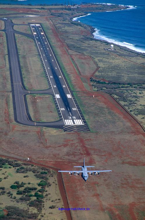 Runway Kauai Hawaii Commercial Airports