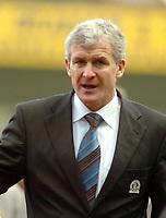 Photo: Kevin Poolman.<br />Luton Town v Blackburn Rovers. The FA Cup. 27/01/2007. Blackburn boss Mark Hughes.