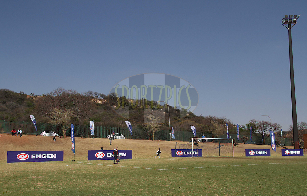 GV during the final day of the Engen Knock Out Challenge held at Marks Park, Emmarentia  in Johannesburg on the 9th September 2012..Photo by Shaun Roy/ SPORTZPICS..