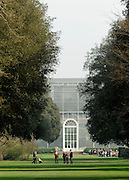 © Licensed to London News Pictures. 22/03/2012. Kew, UK. People enjoy the spring sunshine in The Royal Botanic Gardens at Kew today, 22 March 2012. Temperatures are set to reach 18 degrees celsius in some parts of the UK today. Photo credit : Stephen SImpson/LNP