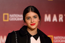 November 8, 2016 - Roma, RM, Italy - Italian actress Beatrice Porcaroli during Red Carpet of the premier of Mars, the largest production ever made by National Geographic  (Credit Image: © Matteo Nardone/Pacific Press via ZUMA Wire)