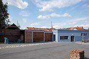 MUBA Museum für Baukulter, Neutal.Architektur: Christian Dominkovits