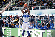 Landry Marcus<br /> Dolomiti Energia Aquila Basket Trento - Germani Basket Brescia Leonessa<br /> Lega Basket Serie A 2016/2017<br /> PalaTrento 23/04//2017<br /> Foto Ciamillo-Castoria / M. Brondi