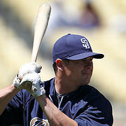 2011 MLB Padres at Dodgers