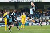 Wycombe Wanderers v Bristol Rovers 270216