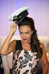 © Licensed to London News Pictures. 06/01/2012 London, UK. .Tamara Ecclestone opens the London Boat Show at the Excel Centre, London. The UK's premier marine leisure event runs from 6th to 15th January 2012..Photo credit : Simon Jacobs/LNP