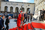 Danish Royal Family attended the opening session of the Danish Parliament