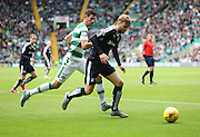 Dundee's Rory Loy - Celtic v Dundee - Ladbrokes Premiership at Celtic Park<br /> <br /> <br />  - © David Young - www.davidyoungphoto.co.uk - email: davidyoungphoto@gmail.com