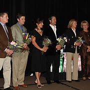 US Pan An Team at the 2007 USEA Convention and awards dinner in Colorado Springs, CO, USA