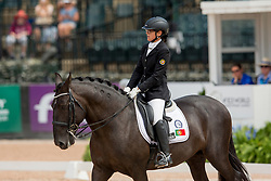 Teixeira Ines, POR, Giraldo Sernadinha<br /> World Equestrian Games - Tryon 2018<br /> © Hippo Foto - Sharon Vandeput<br /> 19/09/18