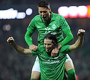 Fussball Bundesliga 2011/12: SV Werder Bremen - 1. FC Koeln