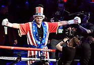 Tyson Fury v Tommy Schwarz