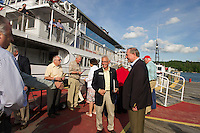 Belknap County Republican Cruise night on the MS Mt Washington.  Karen Bobotas/ for the Laconia Daily Sun