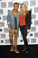 Day One of 'Clothes Show Live' at the NEC, Birmingham - December 2nd 2011....Photo by Jill Mayhew
