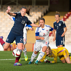 Scotland v Faroes | Women's World Cup qualifier  |13 September 2014
