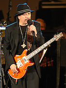 6.23.2006-Hollywood, California-Carlos Santana performs at the Hollywood Bowl.  photo by John McCoy/staff photograper LA Daily News