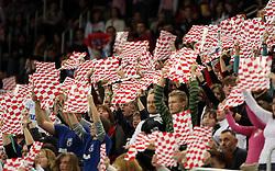 07.03.2010, Arena Zagreb, Zagreb, CRO, CL, HC Croatia-Osiguranje Zagreb vs HSV Hamburg  im Bild das anfeueren der Kroatischen Fans half nichts EXPA Pictures © 2010, PhotoCredit: EXPA/ nph/  Pixsell