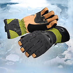 Client: Sierra Designs - Gloves on Ice