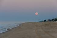 Full Mooon, Main Beach, East Hampton, NY