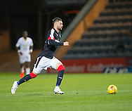 Dundee&rsquo;s Marcus Haber - Dundee v Partick Thistle in the Ladbrokes Scottish Premiership at Dens Park, Dundee. Photo: David Young<br /> <br />  - &copy; David Young - www.davidyoungphoto.co.uk - email: davidyoungphoto@gmail.com