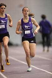 London, Ontario ---11-01-22---   Rachel Windsor of the Western Mustangs competes at the 2011 Don Wright meet at the University of Western Ontario, January 22, 2011..GEOFF ROBINS/Mundo Sport Images.