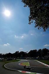 06.09.2014, Autodromo di Monza, Monza, ITA, FIA, Formel 1, Grand Prix von Italien, Qualifying, im Bild Esteban Gutierrez (MEX) Sauber C33. // during the Qualifying of Italian Formula One Grand Prix at the Autodromo di Monza in Monza, Italy on 2014/09/06. EXPA Pictures © 2014, PhotoCredit: EXPA/ Sutton Images/ Martini<br /> <br /> *****ATTENTION - for AUT, SLO, CRO, SRB, BIH, MAZ only*****