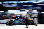March 15-17, 2018: Mobil 1 Sebring 12 hour. 86 Michael Shank Racing, Acura NSX GT3, Katherine Legge