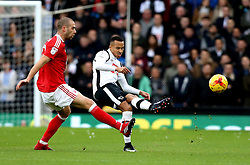 Marcus Olsson of Derby County passes the ball - Mandatory by-line: Robbie Stephenson/JMP - 11/12/2016 - FOOTBALL - iPro Stadium - Derby, England - Derby County v Nottingham Forest - Sky Bet Championship