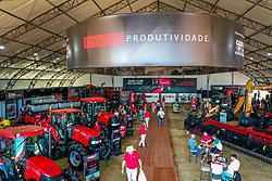 CaseIH participa da Expodireto Cotrijal 2020 que acontece entre os dias 02 a 06 de Março na cidade de Não Me Toque/RS. FOTO: Marcos Nagelstein/ Agência Preview
