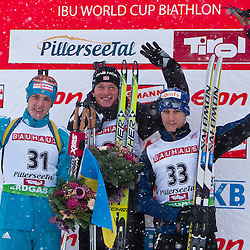 20101210: AUT, IBU Biathlon Worldcup, Hochfilzen, Sprint Men