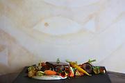"Food Photography: Braised Short Ribs ""MANCHA MANTELES"" Style at Don Manuel's Restaurant, at Capella Pedregal in Cabo San Lucas, Baja California Sur, Mexico."