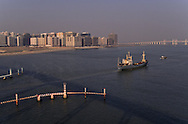 Taipa bridge. Macau  ///  le pont de Taipa. Macao  /// R00228/18    L3120  /  R00228  /  P0006564