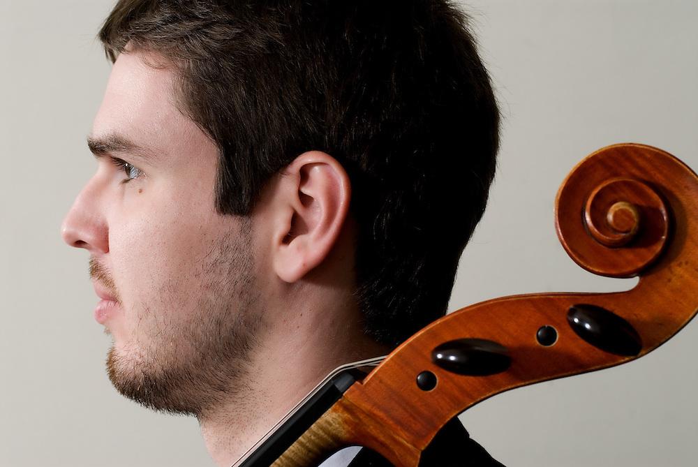Greek musician Alexandros Haralampous, BIOS quartet