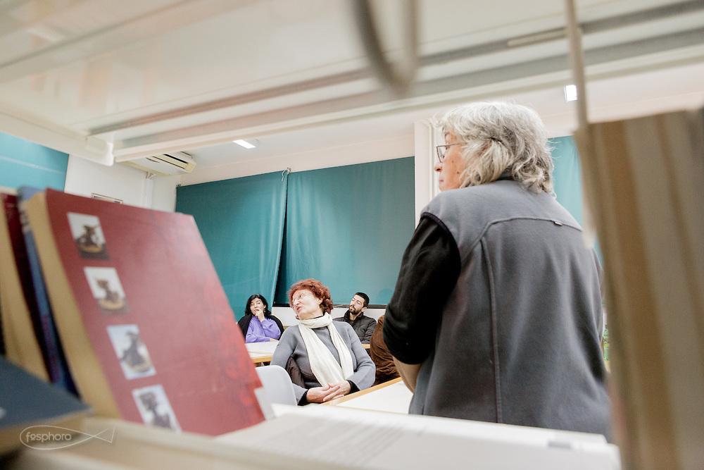 Atene, Dec. 2014 - Tasoula Vervenioti, 64 - Gruppi di Storia Orale - Grecia: Reaction Era