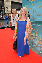 Sally Lindsay arriving at The opening night of Wind in The Willows at the London Palladium, Argyll Street, London England. 29 June 2017.<br /> Photo by Dominic O'Neill/SilverHub 0203 174 1069 sales@silverhubmedia.com