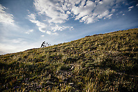 Hike a bike somewhere on the Wasatch Crest Trail with Chris Akrigg.