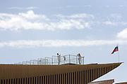 Photo as souvenir on the roof of Russia pavilion at Expo 2015, Rho-Pero, Milan, July 2015. &copy; Carlo Cerchioli<br /> <br /> Foto ricordo sul tetto del padiglione della Russia a Expo 2015, Rho-Pero, Milano, luglio 2015.
