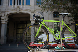 Cylance Pro Cycling at Madrid Challenge by La Vuelta an 87km road race in Madrid, Spain on 11th September 2016.