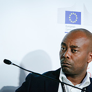 20160615 - Brussels , Belgium - 2016 June 15th - European Development Days - Sustainable energy enterprises and the role of public-private partnerships - EABF Workshop - Edward Mungai , Executive Director , Kenya Climate Innovation © European Union