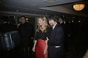 Imogen Stubbs and Trevor Nunn, Laurence Olivier Awards 2007. Grosvenor House Hotel. London. 8 February 2007.  -DO NOT ARCHIVE-© Copyright Photograph by Dafydd Jones. 248 Clapham Rd. London SW9 0PZ. Tel 0207 820 0771. www.dafjones.com.