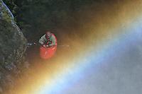 OLIN WIMBERG, MAMQUAM FALLS, SQUAMISH, BC
