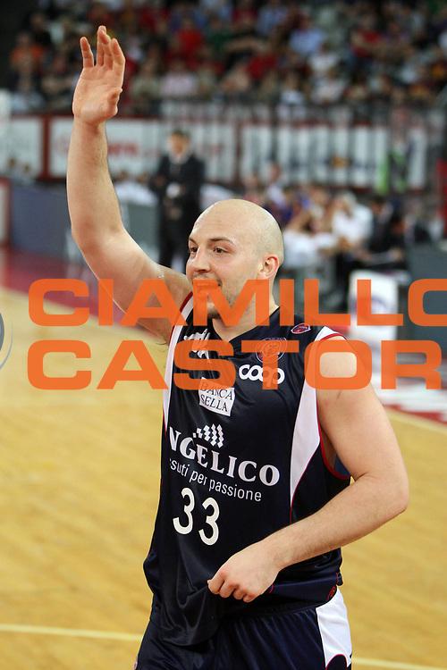 DESCRIZIONE : Roma Lega A 2008-09 Playoff Quarti di finale Gara 1 Lottomatica Virtus Roma Angelico Biella<br /> GIOCATORE : Greg Brunner<br /> SQUADRA : Angelico Biella<br /> EVENTO : Campionato Lega A 2008-2009 <br /> GARA : Lottomatica Virtus Roma Angelico Biella<br /> DATA : 18/05/2009<br /> CATEGORIA : ritratto<br /> SPORT : Pallacanestro <br /> AUTORE : Agenzia Ciamillo-Castoria/E.Castoria