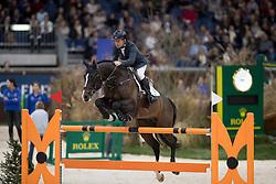 Bengtsson Rolf Goran, (SWE), Casall Ask<br /> Credit Suisse Grand Prix<br /> CHI de Genève 2016<br /> © Hippo Foto - Dirk Caremans<br /> 08/12/2016