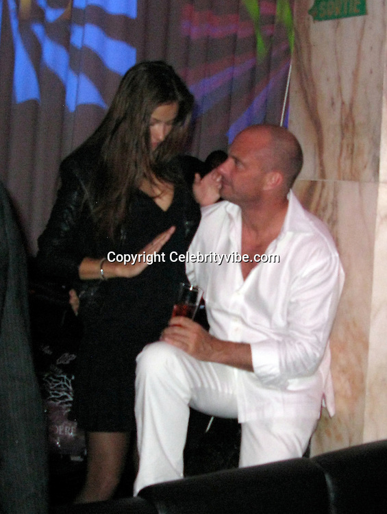 **EXCLUSIVE**.Giuseppe Cipriani, Cipriani Restaurant owner, and De Grisogono Jeweler owner, Fawaz Gruosi, with a bevy of Models dancing, drinking and having fun at VIP Room Nightclub..Cannes Film Festival..Cannes, France..Thursday, May 14, 2009.Photo By Celebrityvibe.com.To license this image please call (212) 410 5354; or Email: celebrityvibe@gmail.com ; .website: www.celebrityvibe.com..