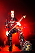 """""""Cradle Of Filth"""" Live on stage, UK 2000's"""