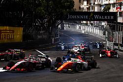 May 25, 2018 - Montecarlo, Monaco - 09 Roberto MEHRI from Spain of MP MOTORSPORT   during the Monaco Formula Two race 1  at Monaco on 25th of May, 2018 in Montecarlo, Monaco. (Credit Image: © Xavier Bonilla/NurPhoto via ZUMA Press)