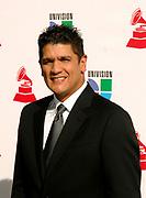 Eddie Herrera attends the 10th Annual Latin Grammy Awards at the Mandalay Bay Hotel in Las Vegas, Nevada on November 5, 2009.