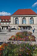Hauptbahnhof, Weimar, Thüringen, Deutschland | railway station, Weimar, Thuringia, Germany